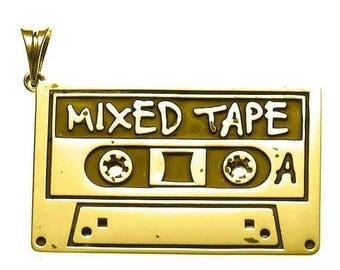 ON SALE ON Sale Mixed Tape Pendant