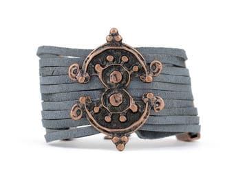 Maya Wrap Bracelet