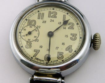 USSR Russian Soviet Watch 1-GChZ #254