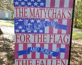 stand for the flag kneel for the cross we will always stand for the flag and