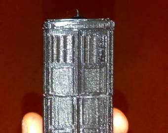 Dr who, Police box car topper, antenna topper, Dr who theme, car accessories, car dangler, cosplay, geekery