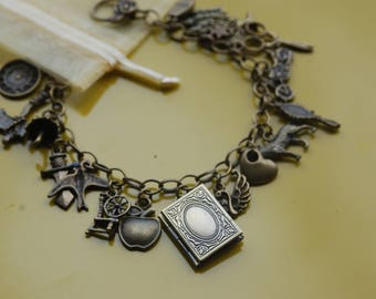 LAST ONE!! Once Upon A Time Season 1 ULTIMATE Storybrooke Main Characters Bracelet