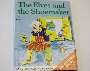 The Elves and the Shoemaker 1966, Children's Book, Story Book