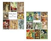 Pixie Magic Digital Collage Set