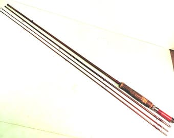 Bamboo Fly Rod The Professor Weber #1603 Fly Fishing Rod Man Cave Dad Gift