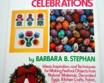 25% OFF Craft Book: Decorations for Holidays & Celebrations @LootByLouise