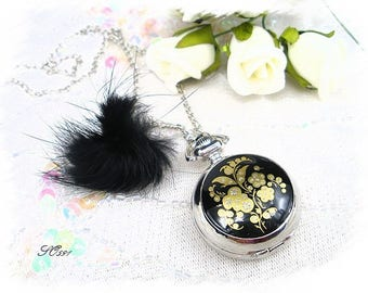 fancy SO591 chic vintage style pocket watch