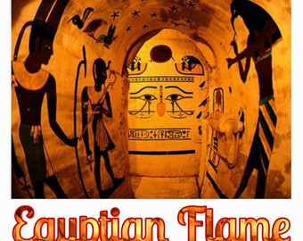 Egyptian Flame Superior Handmade Incense
