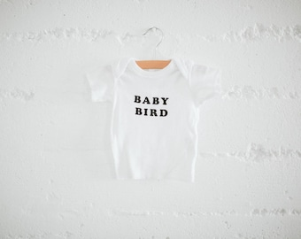 Baby Bird, Infant's t-shirt by The Bee & The Fox