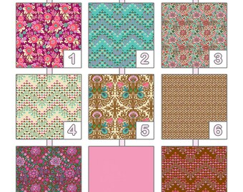 Changing Pad Cover ... { Soul Mate } Amy Butler - Dusty Pink Palette