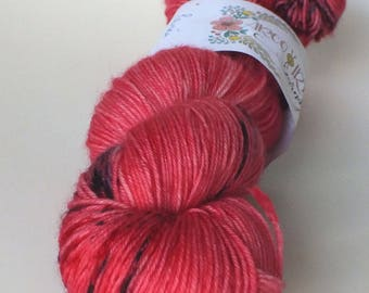 TO order - skein of Superwash Merino / Nylon - Fingering / Sock - Perseus colors