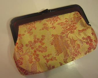 Add a Touch of the Exotic to Your Shopping Trip with this Change Purse