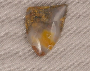 Mexican Moss Agate Cabochon