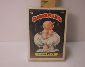 Garbage Pail Kids Original 1985  6th Series  Complete Set A and B GPK .epsteam