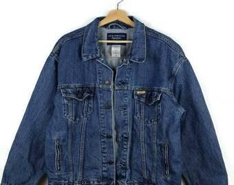 Levi's Blue Denim Jacket /Jean Jacket  from 90's*