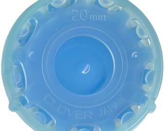 Quick Yo Yo Maker X-Small by Clover (8702) Plastic Template
