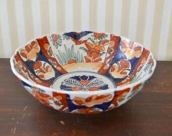 Vintage Imari Bowl