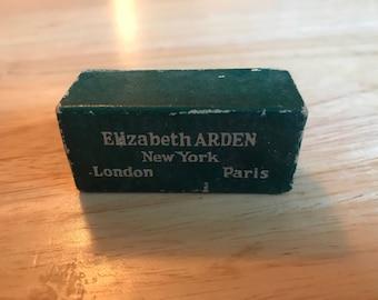 Vintage Elizabeth Arden box.