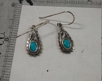 10% OFF 3 day sale Sterling Silver .925 used earrings 2.7 grams