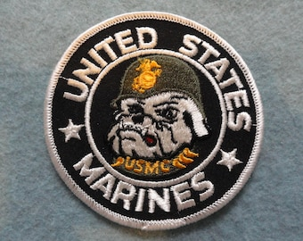 United States Marines  Patch