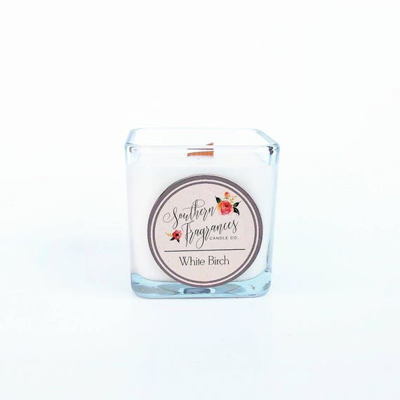 White Birch Soy Candle | Winter Collection