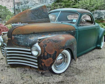 1941 Chrysler 5x7 Picture