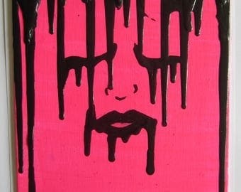 Pretty in Pink Drips