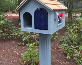 Custom Cape Cod Mailboxes