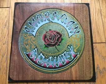 Grateful dead american beauty original vinyl record lp album jerry garcia hippie jams rock n roll