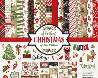Carta Bella A Perfect Christmas Collection Kit