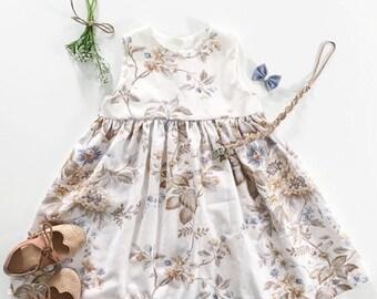 Robe à fleurs des prairies