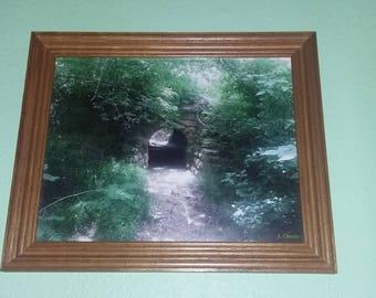 Hidden Trail Original Photography