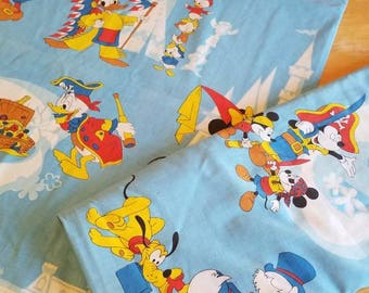 Vintage Mickey Mouse Sheets