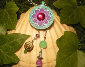 Deepsea Princess Ariel - handmade Necklace - Disney - The little Mermaid - Ariel