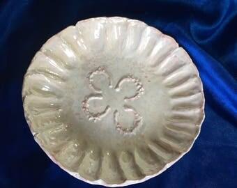 Moon jelly jewelry dish