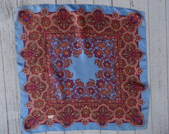 70's Liberty of London Scarf Silk Accessory Scarf