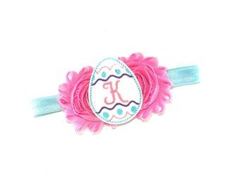 Easter Headband, Easter Baby Headband, Easter Egg Headband, Easter Hair Bow, Easter Bow, Easter HairBow, Easter Baby Bow, Easter Hair Clip
