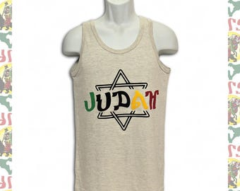 Judah = JAH[drs]Tanks  (Reggae Rasta Roots Dub Africa Cotton Jamaica Sound System)