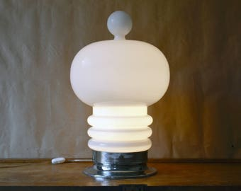 Big lamp SPACE AGE 70s