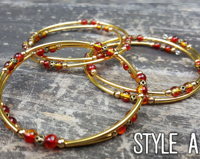 Sector One Mix & Match Bangles: Style A
