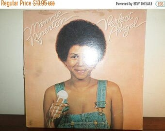Save 30% Today Vintage 1974 Vinyl LP Record Perfect Angel Minnie Riperton Very Good Condition 11235