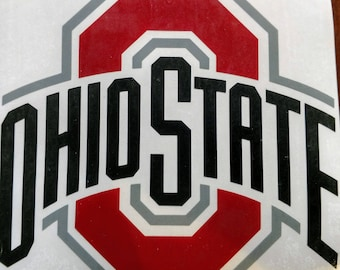 Ohio State Decal
