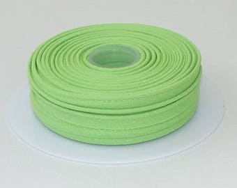 3 M TAPE 10MM APPLE GREEN COTTON PIPING