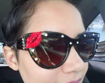 Camo Kiss Sunglasses