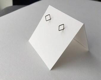 Small square studs