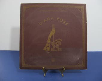 Diana Ross - Lady Sings the Blues - Double Album Set & Booklet - Circa 1972