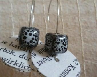 handmade earrings unique pieces