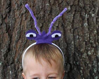 Moana Tamatoa Halloween Headband, Tamatoa Costume, Moana Tamatoa Headband, Pua Costume, Tamatoa Costume, Hei Hei Costume, Moana Halloween