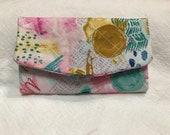 Handmade Trifold Wallet