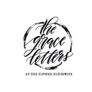 letter advantages the grace letters painted bibles by thehipsterhousewife 5395